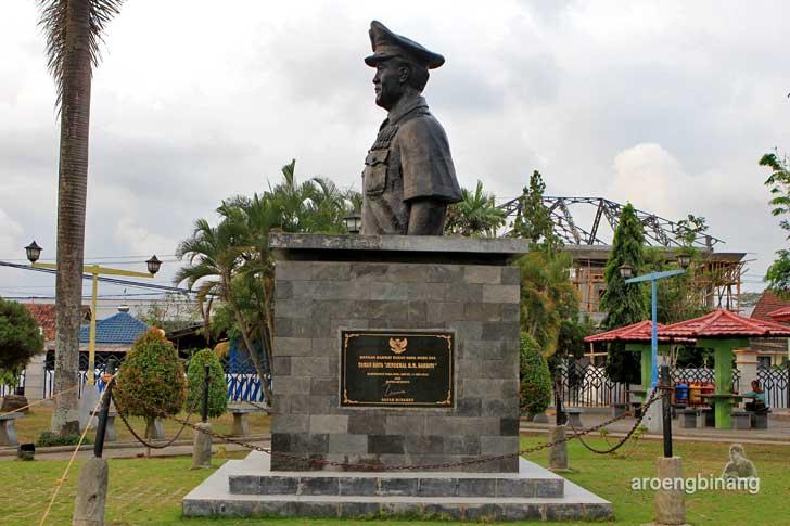 taman kota jenderal sarbini kebumen