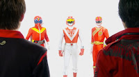 The veteran Super Sentai