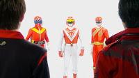 The veteran Super Sentai