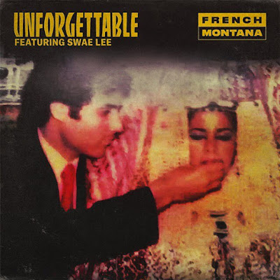 "French Montana Unveils New Single ""Unforgettable"""