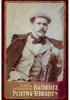 Kazimierz Przerwa-Tetmajer. Biografia - Tadeusz Januszewski