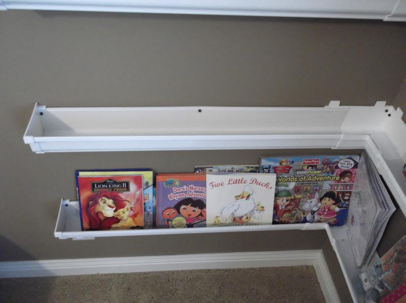 Sunshine on the Inside: Charm's New Shelves