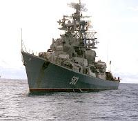 Destructor Soviético