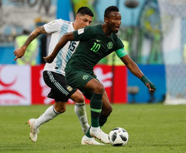 Mikel's father was kidnapped hours before Argentina match