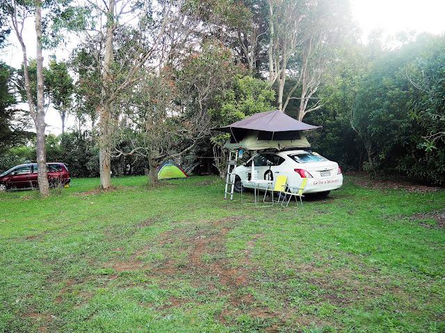 Campsites Nordinsel Neuseeland