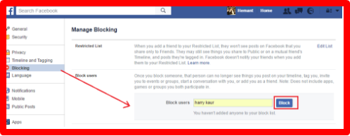 Can You Know if Someone Blocked You on Facebook