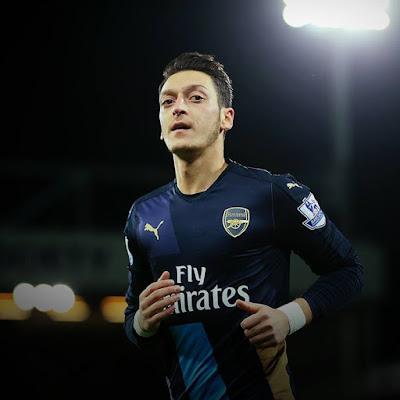 Happy birthday to German footballer Mesut Özil.
