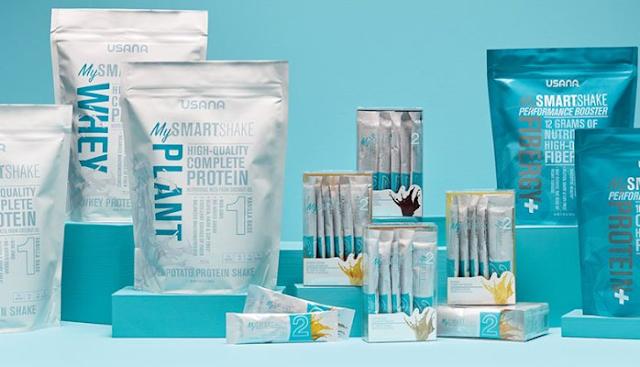 Usana MySmartShake - Personalised protein shake