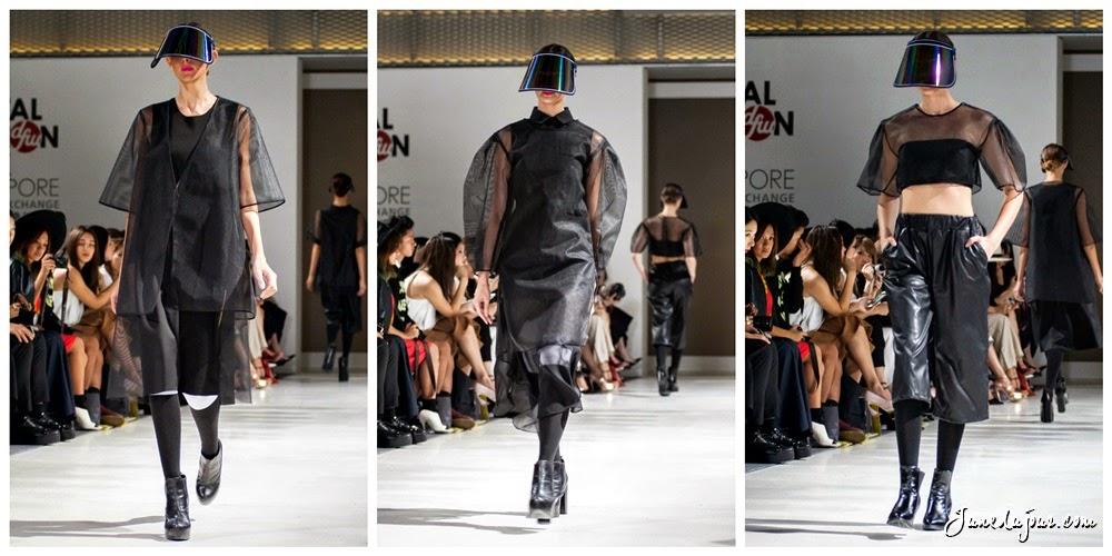 Digital Fashion Week 2014: YOUYOU | JuneduJour \/ Singapore Fashion, Beauty and Lifestyle Blogger