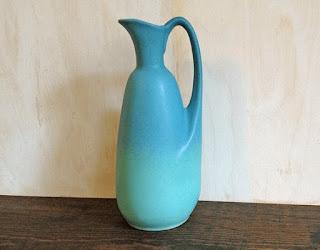 van briggle ewer vase on etsy