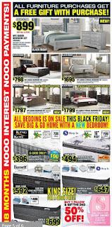 Bad Boy Furniture Flyer valid November 23 - December 7, 2017 Black Friday