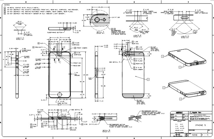 Be Excellent On What Is Good Apple Iphone 5 Schematic Diagram