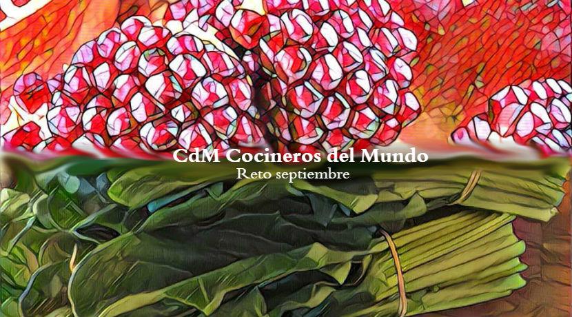Reto Septiembre CdM - Granadas o Espinacas
