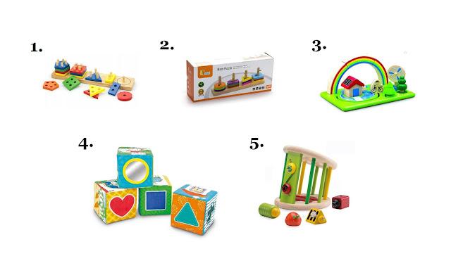 klocki miękkie - klocki z sorterem - jakie klocki dla dziecka - prezent na Mikołajki dla dziecka - hancia.pl - zabawki dla dzieci online