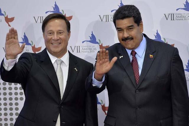 Venezuela suspende relaciones económicas con 46 empresas de Panamá