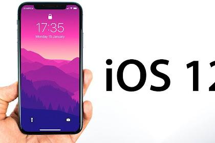 iOS 12 Butuh Kode Sandi untuk Aktifkan Koneksi USB Apapun