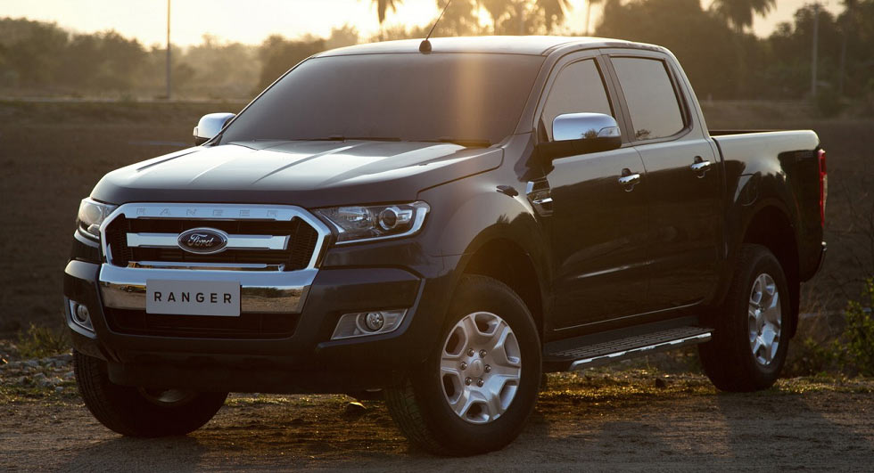 ford ranger   offered    engines