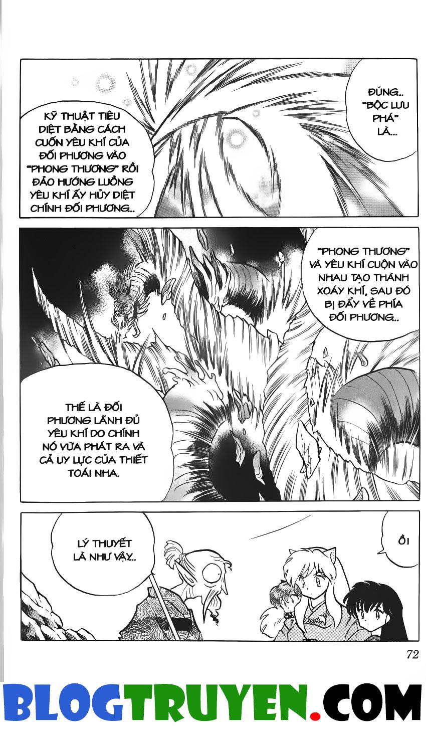 Inuyasha vol 20.4 trang 11