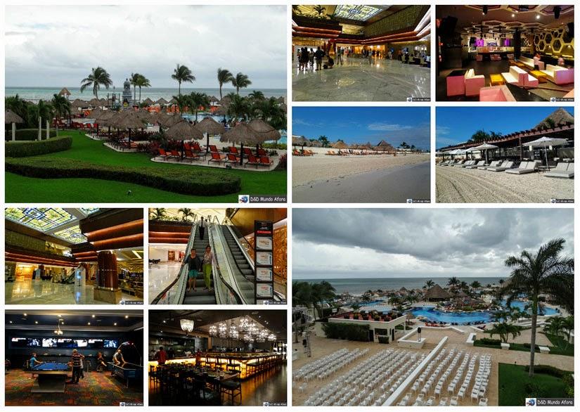 Onde ficar em Cancun - review Moon Palace Resort