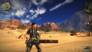 Just Cause 2 Mission 1