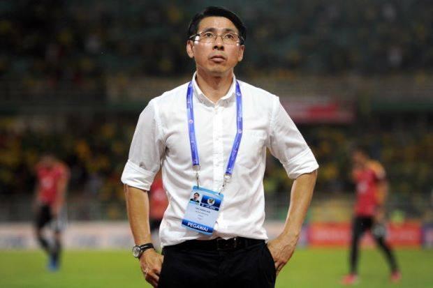 Huấn luyện viên Tan Cheng Hue