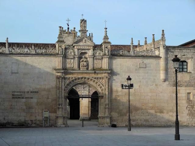 Burgos, Camino, Brama pątników, Jola Stępień