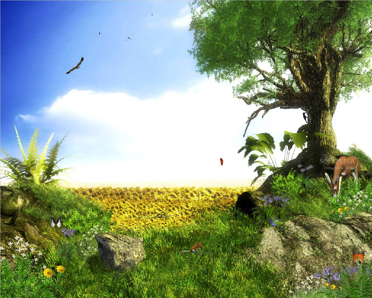 Wallpaper desk 3d moving wallpapers free moving - Anime moving wallpaper for pc ...