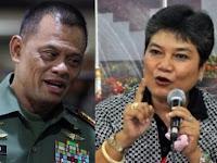 Akhirnya Panglima TNI Ungkap Kenapa 'Keturunan PKI Ribka Tjiptaning' Bisa Hidup Aman