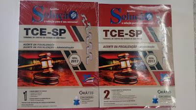 Concurso TCE-SP - salário inicial R$12.984,88 com 06 vagas para  Registro-SP