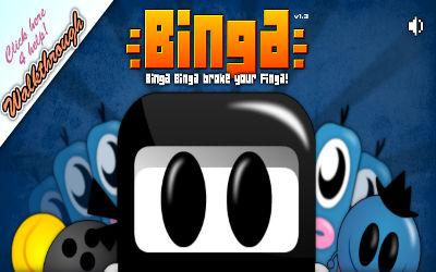 Binga - Collection de Plusieurs Mini-Jeux sur PC