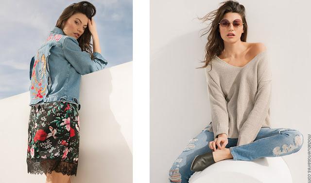 MODA PRIMAVERA VERANO 2018 | Núcleo Mujer: Los mejores looks de la marca argentina de moda ropa de mujer primavera verano 2018.