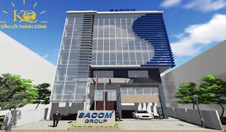 Văn phòng cho thuê quận Bình Thạnh Sacom Building