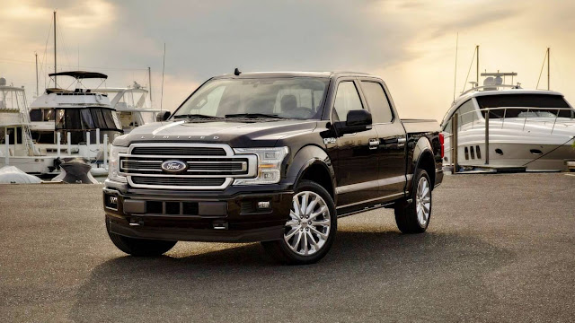2019 Ford F-150 Limited Price Is Very Expensive At $68,630