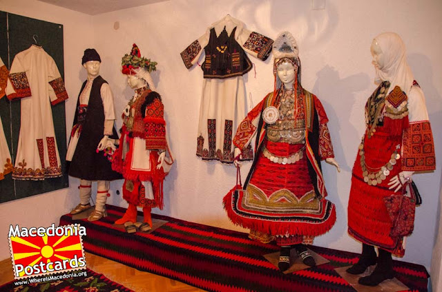 Ethnological museum - village Podmocani, Municipality of Resen
