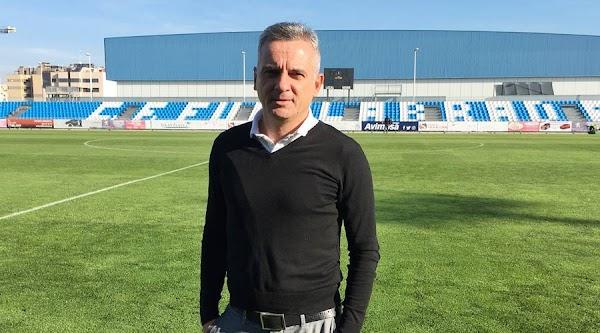 """Melgar - Fuenlabrada -: """"Para el fichaje de José Rodríguez solo falta la firma del dueño del Málaga"""""""