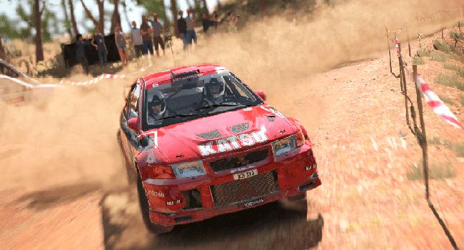 تحميل لعبة السباق Dirt 4 مضغوطة للكمبيوتر برابط مباشر