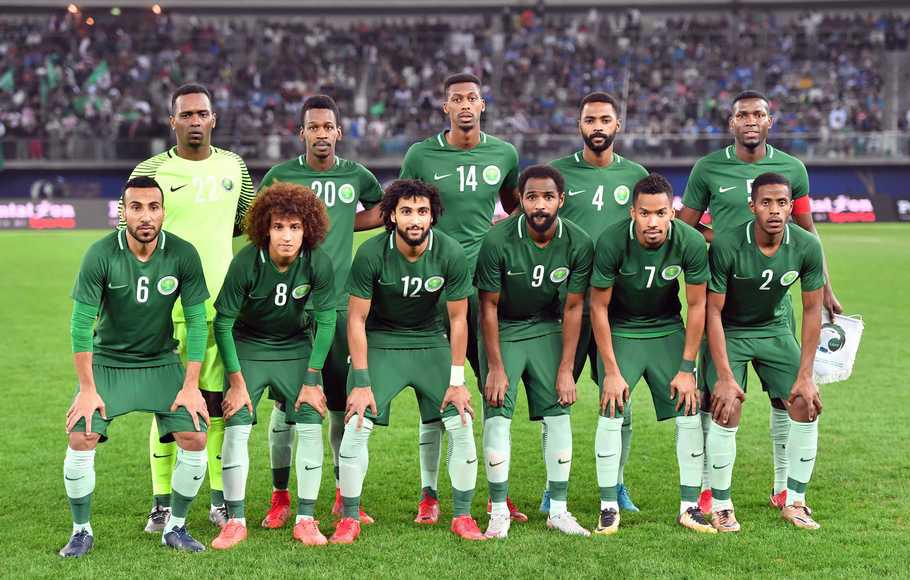 5 Negara Asia yang Paling Sering Lolos Piala Dunia