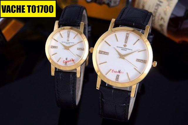 Đồng hồ đôi Vacheron T01700