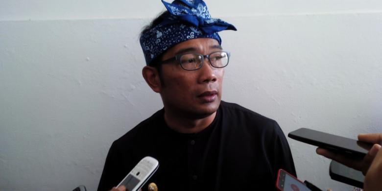 Ridwan Kamil Sayangkan Perbuatan Egi yang Bongkar Aibnya di Medsos