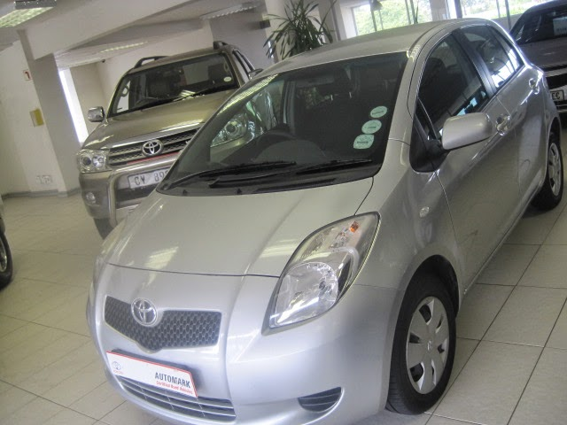 Used Cars for sale in Cape Town  - Toyota Yaris