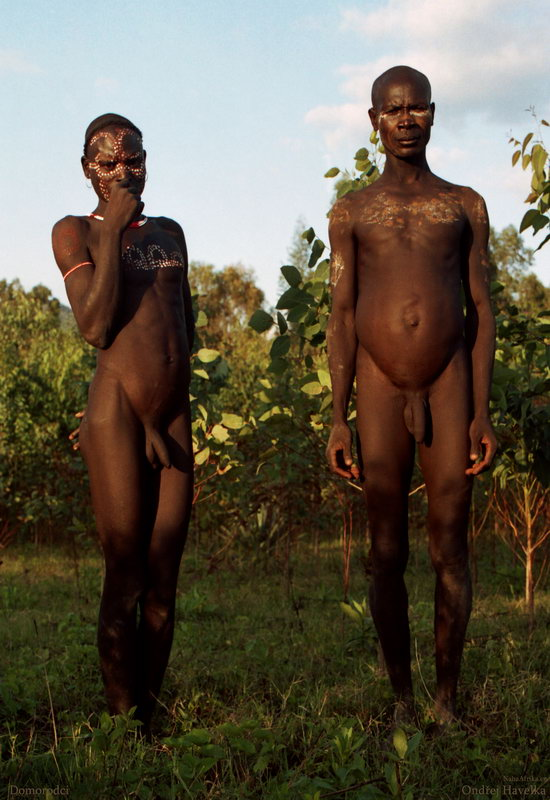 National geographic naked africans