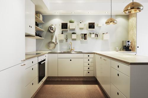 Exponer y almacenar en la cocina | Ministry of Deco