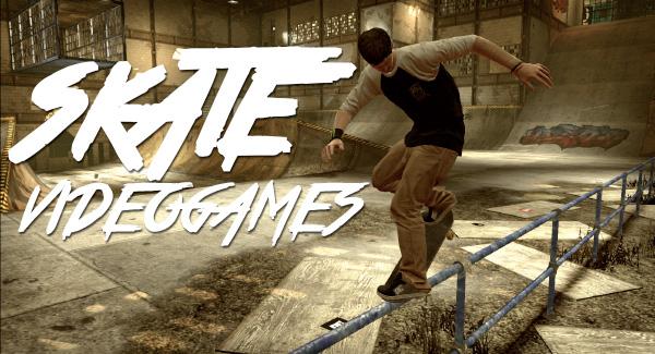 The History of Skateboarding Videogames