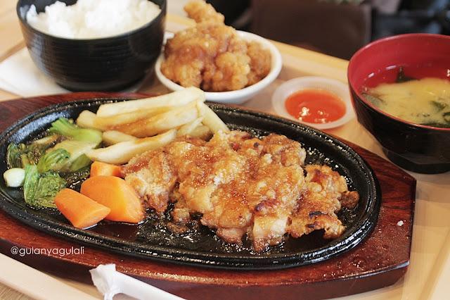 Kuliner Jepang di Food Culture AEON Mall BSD City
