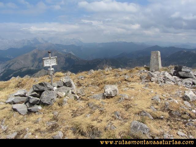 Ruta Ventaniella, Ten y Pileñes: Buzón del Pileñes