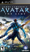 James cameron Avatar the game