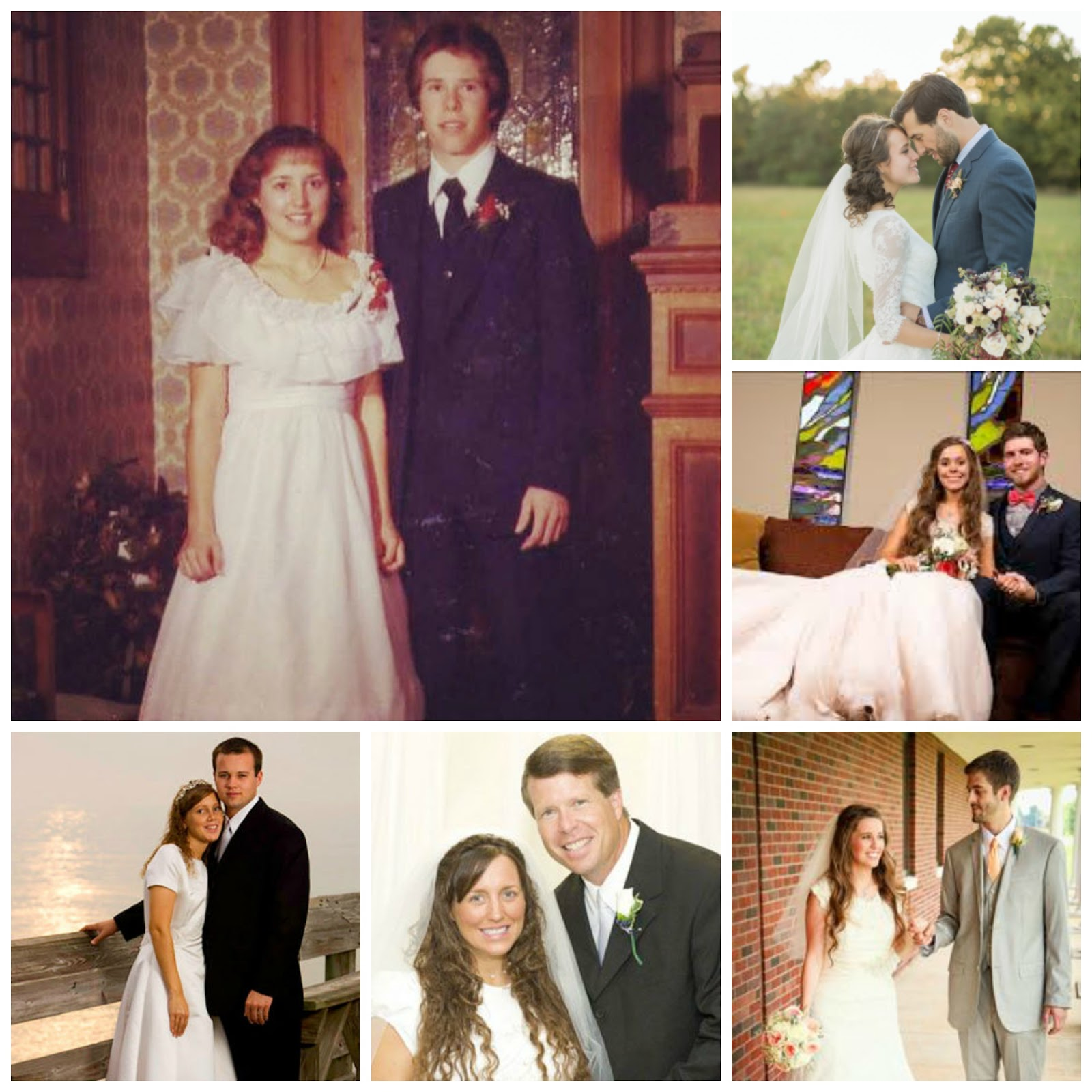 The Duggar Family Blog: Duggar Married Couples