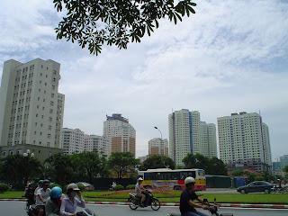 Zona Grattacielo di Hanoi (Vietnam)