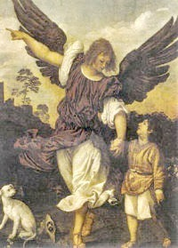 Under the Patronage of St. Raphael the Archangel