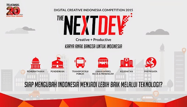 The #NextDev SmartCity